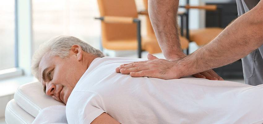 Massage Therapy Aging Heart