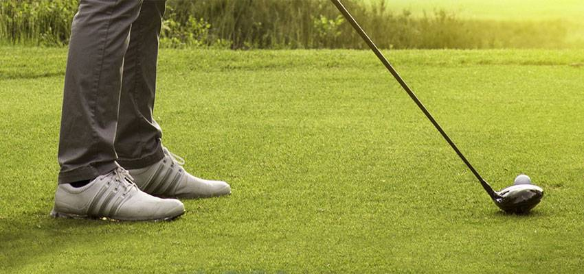 Improving Golf Performance Orthotic Support