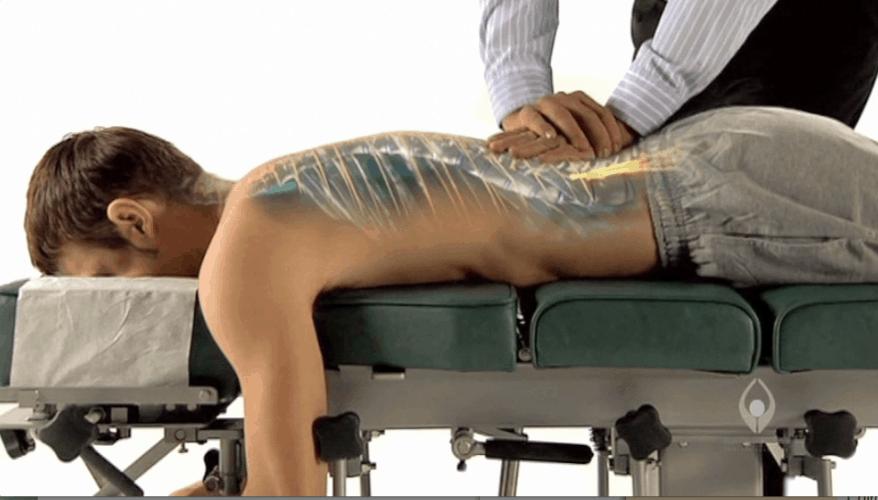 Spinal Adjustement