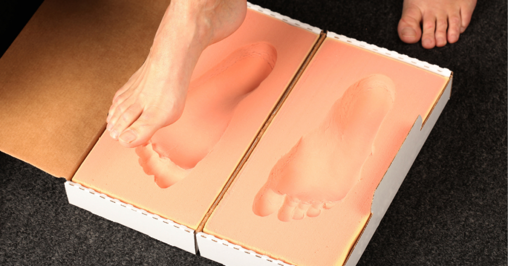 foam casting The Ultimate Guide to Foot Orthotics