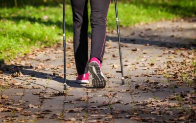 nordic pole walking therapy barrie